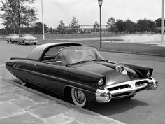 1953 Ford X-100 concept car