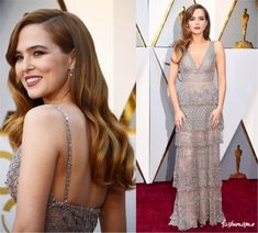Oscar 2018: Zoey Deutch