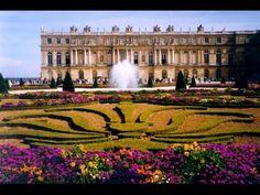 Chateau de Versailles France Garden