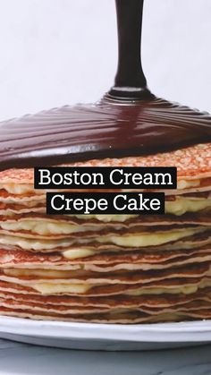 Fun Baking Recipes, Sweet Recipes, Dessert Recipes, Cooking Recipes, Delicious Desserts, Yummy Food, Tasty, Crepes, Food And Drink