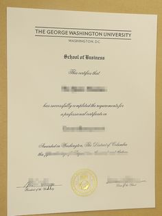 16 Best America Diplomas images in 2018 Degree Map Gwu on