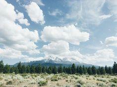 Mount Shasta 🗻 #mountshasta #california #travel #travelgram #roadtrip #wanderlust #volcano