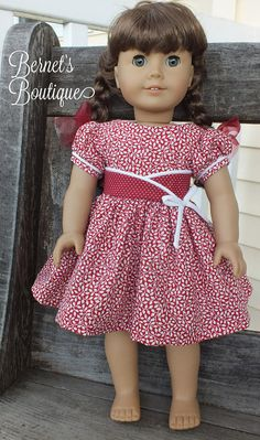 American Girl Doll clothes by BernetsBoutique on Etsy, $27.00