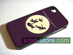 Peter Pan Quote All Children iPhone 6 Plus / 6 / 5S / 5C / 5 / 4S / 4 - Samsung Galaxy S5 / S4 / S3 / Note 3 Cover Case