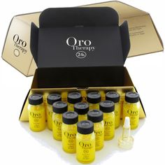 Oro Puro Therapy Lotion ® 12 vials x Restructuring Micro-active Gold Hair Clips, Hair Care, Therapy, Wellness, Gold, Scalp Treatments, Ebay, Women's Boots, Image Link