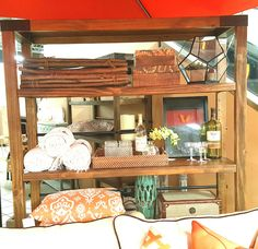 Ashley Furniture Greenwood Patio