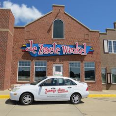 De Zoete Winkel Frozen Sweets-Orange City Iowa