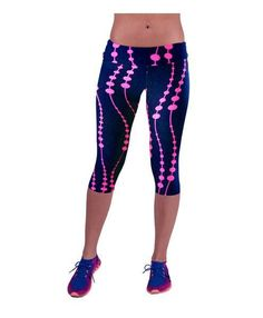 1bc0e989ceafc High Waist Fitness Yoga Sport Pants Printed Stretch Cropped Leggings