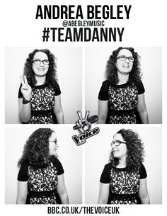 The winner is... Andrea! #thevoiceuk #teamdanny