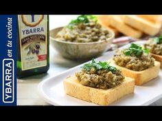 Receta Caviar de berenjenas - Ybarra en tu cocina