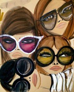Fashion Illustration Sketches, Fashion Sketches, Illustration Art, Art Plastique, Aesthetic Art, Art Inspo, Fashion Art, Fashion Design, Cool Art