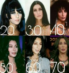I always wished I looked like her. Divas, Die Hexen Von Eastwick, Hollywood Glamour, Old Hollywood, Cher Young, Cher Photos, Beautiful People, Beautiful Women, Iconic Women