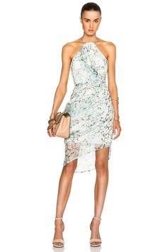 Fortune Drape Dress