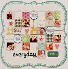 everyday by Jen Jockisch at Studio Calico