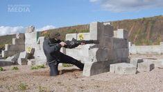 Kalashnikov reveals first Russian-made smart shotgun MP-155 Ultima Security Tools, Concept Weapons, Cool Guns, Shotgun, Firearms, Mount Rushmore, Military, Weapons Guns, Weapons