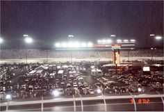 Richmond Richmond International, Chevrolet Monte Carlo, Nascar