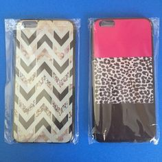 iPhone 6 Plus ❤️ $12 for both or $10 a piece! ❤️ Both for $12, or $10 a piece! iPhone 6 Plus! Accessories Phone Cases