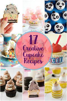17 Creative Cupcakes