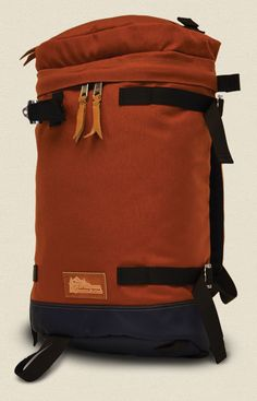 kletterwerks makes some really classic bags with great simple eye-catching details..