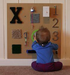 Tavola delle attività Montessori 13
