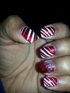 Candy canes my way