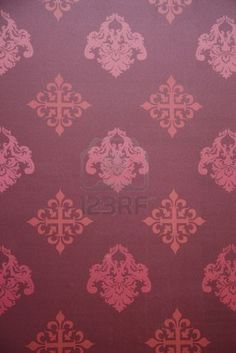 5256685-vintage-wallpaper--historic-pattern-from-18th-century--grain-added.jpg (801×1200)