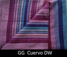 Girasol wrap grape goodness Woven Wrap, Baby Wearing, Plaid Scarf, Wraps, Blanket, Crochet, Art, Art Background, Kunst