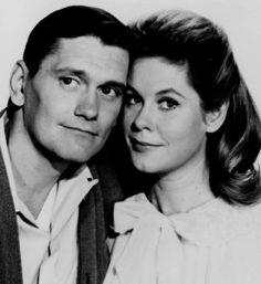 Bewitched. Every time I watched this programme I wished I could wiggle my nose and make things happen!! :)