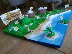 @mundoartepapeleria síguenos!! Cake, Desserts, Food, Manualidades, Tailgate Desserts, Deserts, Kuchen, Essen, Postres