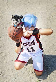 Kuroko Tetsuya - Kuroko No Basket by Junicchi.deviantart.com on @DeviantArt