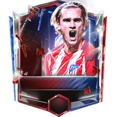 The FIFA Mobile database for all your needs! Ea Sports, Antoine Griezmann, Cristiano Ronaldo, Trading Cards, Baseball Cards, Issa, David, Hacks, Football