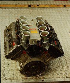 Ford-Cosworth DFV - 2,993 cc (182.6 cu in), 90º V8, NA(Great Britain 1981)