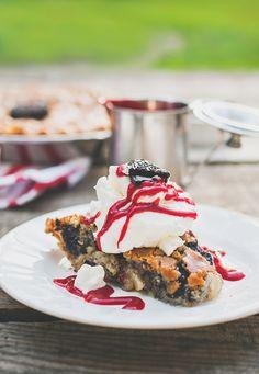 Oreo Buttermilk Pie