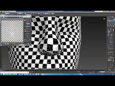 Pelt Unwraping a Face in 3Ds Max - YouTube