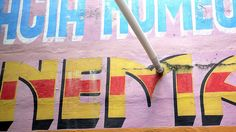 Mexican Typography at Mercado 28 by brainnews, via Flickr