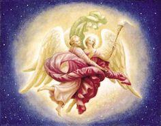 Informações da Luz: Arcanjos e complementos divinos