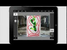 Adobe Photoshop Touch for iPad 2.   Terry White gives us a first look at Adobe Photoshop Touch for iPad. With Photoshop Touch you can edit and composite images in the same ways that you can on the desktop version of Photoshop.