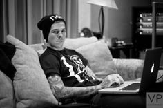 Oh hey there.... Jesse Rutherford - the neighbourhood