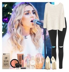 """""""Perrie Edwards"""" by irish26-1 ❤ liked on Polyvore featuring Topshop, MANGO, Casetify, LORAC, Olivia Burton, ASOS and I-Sosceles You"""