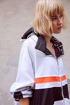 #retoucher #photoshop #photoshoot #photography #urbanoutfitters #fashion #editorial #model #fila #sport #blonde #bob #lob