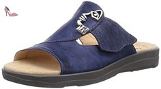 Think Dreda, Mules et Sabots femme - Bleu (Capri/Kombi 84), 39 EU - Chaussures think (*Partner-Link)