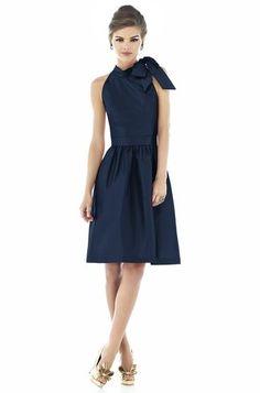 Alfred Sung D532 Bridesmaid Dress   Weddington Way $184