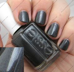 Essie Over the Top...just got em painted with this okay and love it :)