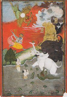 Gajendra Moksha | by tektrader49
