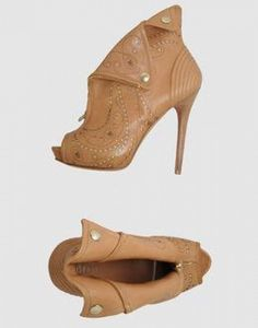 ALEXANDER MCQUEEN FOOTWEAR Shoe Boots WOMEN On YOOX.COM by Alexander McQueen