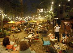 """How the Philly beer gardens grow,"" by Craig LaBan, Inquirer restaurant critic."