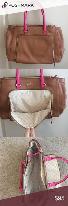 Kate Spade Tote Kate Spade Tote | great condition, used twice. No stains or scratches. kate spade Bags Totes