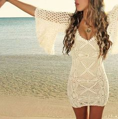 Bathing suit cover up?