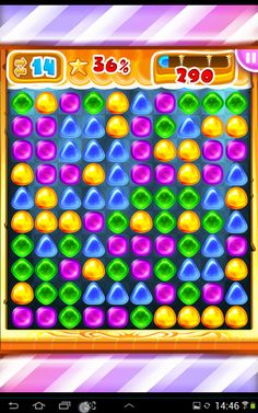 Back to Candyland - Match 3 ! - screenshot