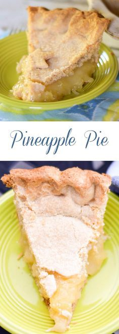 Pineapple Pie  wonder if I could modify this to not inclde coconut,  too many alergies in the house to coconut.